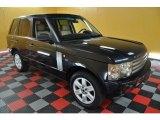 2004 Adriatic Blue Metallic Land Rover Range Rover HSE #40004705