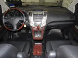 2008 Lexus RX 350 Black Interior