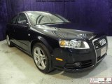 2008 Deep Sea Blue Pearl Effect Audi A4 2.0T quattro S-Line Sedan #40064113