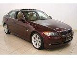 2008 Barbera Red Metallic BMW 3 Series 335xi Sedan #40064426