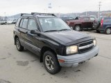 2000 Chevrolet Tracker 4WD Hard Top Data, Info and Specs