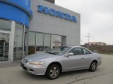 2002 Satin Silver Metallic Honda Accord EX Coupe #40063896