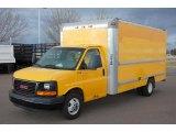 2007 GMC Savana Cutaway 3500 Commercial Cargo Van