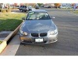 2009 Space Grey Metallic BMW 3 Series 335i Convertible #40063612