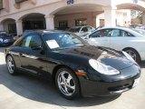 1999 Black Porsche 911 Carrera Cabriolet #40063966