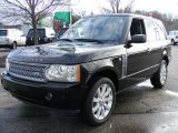 2007 Java Black Pearl Land Rover Range Rover Supercharged #40063675