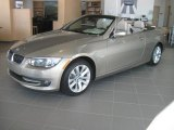 2011 Platinum Bronze Metallic BMW 3 Series 328i Convertible #40064247