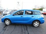 2007 Speedway Blue Pearl Toyota Matrix  #40063683
