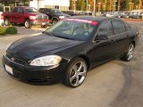 2006 Black Chevrolet Impala LS #40064296