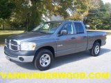 2008 Mineral Gray Metallic Dodge Ram 1500 TRX Quad Cab #40063717