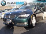 2008 Deep Green Metallic BMW 3 Series 328i Coupe #40063725