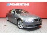 2011 Space Gray Metallic BMW 3 Series 328i Convertible #40064308