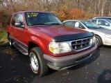 1997 Toreador Red Metallic Ford Explorer XLT 4x4 #40064042