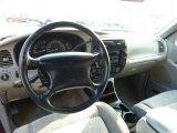 1997 Ford Explorer XLT 4x4 Medium Graphite Interior