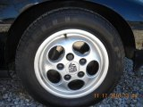 Porsche 924 Wheels and Tires