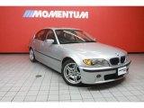 2003 Titanium Silver Metallic BMW 3 Series 330i Sedan #40064327