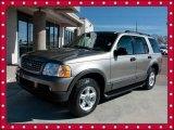 2003 Mineral Grey Metallic Ford Explorer XLT 4x4 #40064073