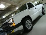 2005 Summit White Chevrolet Silverado 1500 LS Regular Cab #40064077