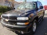 2004 Black Chevrolet Tahoe Z71 4x4 #40064379