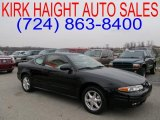 2000 Black Onyx Oldsmobile Alero GLS Coupe #40133756