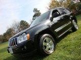 2006 Black Jeep Grand Cherokee Limited 4x4 #40133489