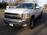 2010 Chevrolet Silverado 2500HD LTZ Extended Cab 4x4 Data, Info and Specs