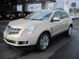 2011 Gold Mist Metallic Cadillac SRX FWD #40134122