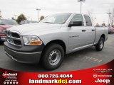 2011 Bright Silver Metallic Dodge Ram 1500 ST Quad Cab #40133839