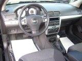 2010 Chevrolet Cobalt LT Coupe Ebony Interior