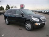 2011 Carbon Black Metallic Buick Enclave CXL AWD #40133576