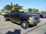 2005 Dark Stone Metallic Ford F350 Super Duty Lariat Crew Cab 4x4 Dually #40134505