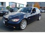 2007 Monaco Blue Metallic BMW 3 Series 335xi Sedan #40133627