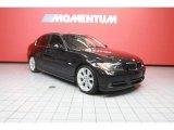 2007 Black Sapphire Metallic BMW 3 Series 335i Sedan #40134229