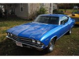 Chevrolet Chevelle 1969 Data, Info and Specs
