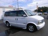 Ivory White Chevrolet Astro in 2001