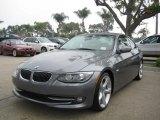 2011 Space Gray Metallic BMW 3 Series 335i Coupe #40133641