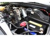 2003 Ford F250 Super Duty Lariat Crew Cab 4x4 7.3 Liter OHV 16 Valve Power Stroke Turbo Diesel V8 Engine