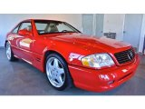 1999 Mercedes-Benz SL 500 Sport Roadster