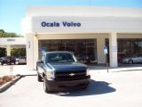 2008 Blue Granite Metallic Chevrolet Silverado 1500 Work Truck Regular Cab #40133652