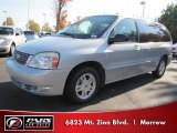 2007 Silver Frost Metallic Ford Freestar SEL #40134616