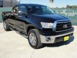 2010 Black Toyota Tundra Double Cab #40133975