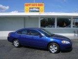 2006 Laser Blue Metallic Chevrolet Impala LT #4015400