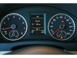 2011 Volkswagen Tiguan SE 4Motion Gauges