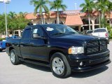 2004 Black Dodge Ram 1500 Sport Quad Cab #40133739