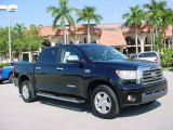 2007 Black Toyota Tundra Limited CrewMax #40133740