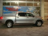 2010 Silver Sky Metallic Toyota Tundra Limited CrewMax #40134737