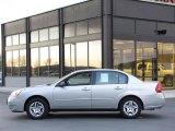 2007 Silverstone Metallic Chevrolet Malibu LS Sedan #40134328