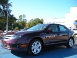2011 Bordeaux Reserve Metallic Ford Fusion SE #40218607