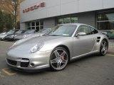 2007 Porsche 911 GT Silver Metallic