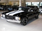 Chevrolet Chevelle 1971 Data, Info and Specs